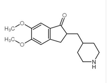 5,6-二甲氧基-2-(4-哌啶基)亚甲基-1-茚酮