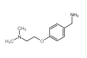4-[2-(二甲基氨基)乙氧基]苄胺