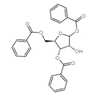 1,3,5-三苯甲酰基-D-呋喃核糖