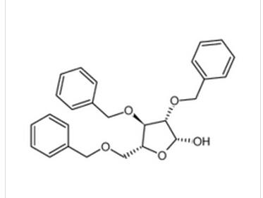 2,3,5-三-O-苄基-β-D-阿拉伯呋喃糖
